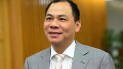 Đưa Vintech sang Hàn nghiên cứu AI, tài sản tỷ phú Phạm Nhật Vượng đạt 220.000 tỷ