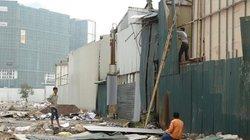 Clip: Hối hả dỡ nhà, nhường đất cho đường đua F1 ở Hà Nội