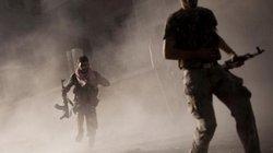 400 chiến binh IS bị tóm sống khi tháo chạy khỏi pháo đài cuối ở Syria