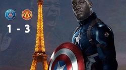 """Lukaku hóa siêu nhân """"nhấn chìm"""" PSG ngay trên sân nhà"""