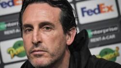 Arsenal thua sốc ở Europa League, HLV Unai Emery nói gì?