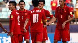 VOV, VTC độc quyền phát sóng trực tiếp bảng K vòng loại U23 châu Á