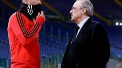 Cãi nhau với Chủ tịch Perez, Ramos đòi tiền đền bù và tuyên bố rời Real