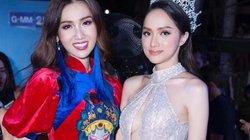 Hương Giang nói gì với Nhật Hà trước chung kết Hoa hậu Chuyển giới?