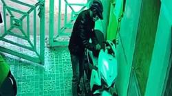 Thanh niên bẻ khóa, trộm xe máy nhanh như chớp ở Nha Trang