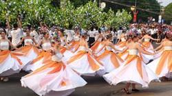 10 hoa hậu, người đẹp xuất hiện tại Lễ hội cà phê Buôn Ma Thuột