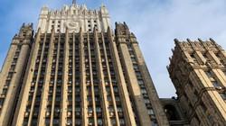 Nhân viên đại sứ quán Mỹ mang mìn vào sân bay Nga