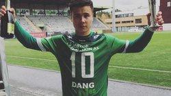 """Tin sáng (10.3): """"Siêu tiền đạo"""" gốc Việt ra điều kiện gì để tới V.League?"""
