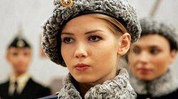 Mê mệt 10 nữ quân nhân đẹp nhất trên thế giới