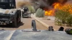 Syria: Đánh bom tự sát kinh hoàng vào lực lượng Mỹ, 8 người chết