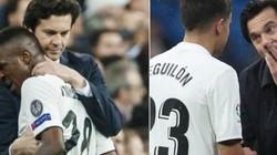 Chỉ có 2 ngôi sao Real Madrid tri ân HLV Solari, họ là ai?