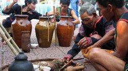 Đắk Lắk: Tái hiện Lễ cúng lúa mới của người M'Nông Gar