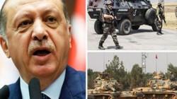 Nga nhận lời bảo vệ người Kurd khỏi móng vuốt Thổ Nhĩ Kỳ