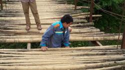 Clip: Cây cầu tử thần ở Chí Đạo