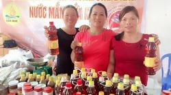 Quảng Nam: Làng nghề nước mắm truyền thống Cửa Khe sống khỏe