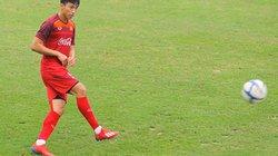 Ảnh: Quang Hải, Văn Hậu quay lại tập luyện cùng đội tuyển Việt Nam