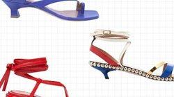 Những kiểu sandal xinh nào hot trong mùa xuân hè tới?