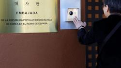 Tìm thấy lượng lớn vũ khí trong đại sứ quán Triều Tiên ở Madrid