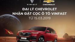 Chính thức mở bán ô tô VinFast tại đại lý Chevrolet