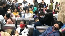 Cả nghìn phụ huynh ở Bắc Ninh đưa trẻ đi xét nghiệm sán lợn