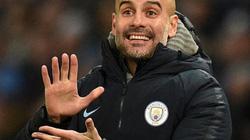 """Man City duy trì tham vọng """"ăn 4"""", HLV Guardiola thừa nhận điều bất ngờ"""