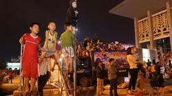 Quảng Trị: Một đoàn xiếc gây bức xúc cho người dân