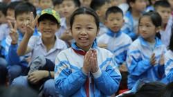 Thêm niềm vui đến trường cho học sinh nghèo Ninh Bình
