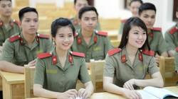 Thí sinh trúng tuyển trường công an đều đã nhập học, có thí sinh Hòa Bình