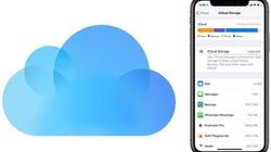 Quẳng gánh lo thông báo hết bộ nhớ iCloud trên iPhone