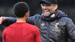 Liverpool vượt Man City chiếm ngôi đầu bảng, HLV Jurgen Klopp nói gì?