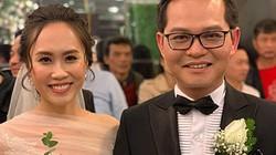 """Sao Việt """"đổ bộ"""" về Thái Bình dự tiệc cưới NSND Trung Hiếu và vợ kém 19 tuổi"""