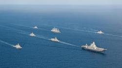 """Ấn Độ triển khai hàng chục chiến hạm, tàu ngầm """"nắn gân"""" Pakistan"""