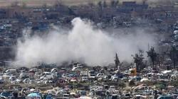 Lực lượng Mỹ hậu thuẫn thú nhận sốc về trận chiến chống IS ở Baghouz
