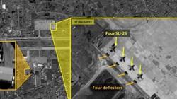 Vệ tinh phát hiện bí mật Nga muốn giấu trong căn cứ ở Syria