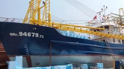 Tàu vỏ thép tiền tỷ nằm bờ: Ngư dân kêu cứu đến Bí thư Tỉnh ủy