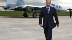 Putin hết lời ca ngợi chim sắt tàng hình Su-57