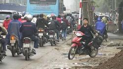 ẢNH: Con đường ngoại giao ngổn ngang sau 3 năm thi công