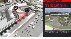 Hà Nội: Đường đua xe F1 lắt léo, thách thức tay đua thế nào?