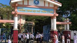 """Quảng Ngãi: Trường xuống cấp tiếp tục """"gánh"""" rung chấn nổ mìn"""