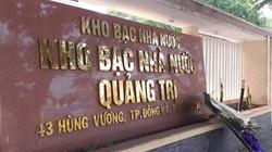 Kho bạc Nhà nước tỉnh Quảng Trị có chống lệnh cơ quan Thi hành án?