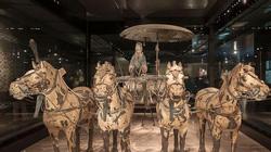 """Khám phá """"chiếc limousine"""" hơn 2.000 năm tuổi của hoàng đế Tần Thủy Hoàng"""