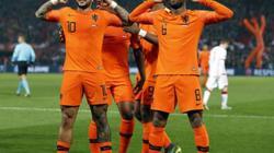 Kết quả vòng loại Euro 2020 rạng sáng ngày 22.3: Bỉ, Hà Lan đại thắng
