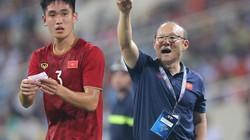 """Tiết lộ """"bức mật thư"""" của HLV Park Hang-seo trước U23 Brunei"""