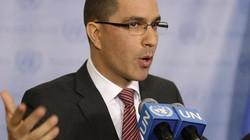 Ngoại trưởng Venezuela đáp trả việc Mỹ đe dọa tấn công quân sự