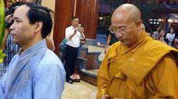 Đang xem xét xử lý các vi phạm tại chùa Ba Vàng