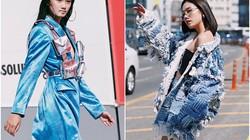 2 nàng Á quân The Face lọt mắt xanh tạp chí Vogue ngày 2 tại Seoul Fashion Week