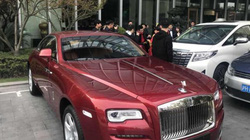 Choáng với quà mừng cưới là 1 chiếc Rolls Royce của thiếu gia nhà tỷ phú