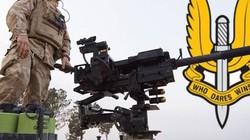 Người hùng đặc nhiệm SAS tiêu diệt 30 tên IS trong một nốt nhạc