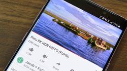 Video trên YouTube tiêu hao dữ liệu bao nhiêu? Cách tiết kiệm dữ liệu di động?