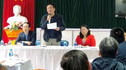Vinaconex xây thêm cao ốc 18 tầng, cư dân phản đối, Phó Chủ tịch quận Thanh Xuân tự bỏ về